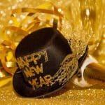 bonitas palabras de Año Nuevo