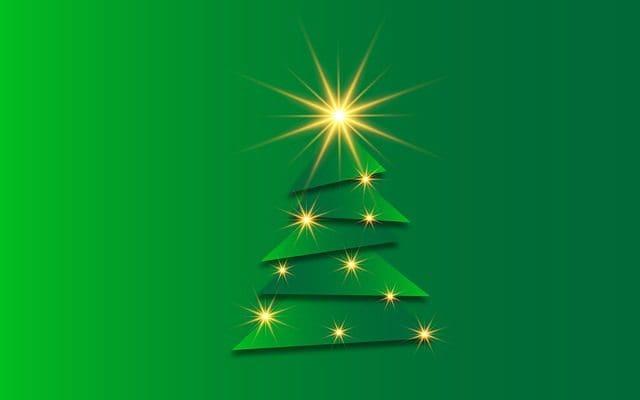bajar lindas palabras de Navidad para enviar