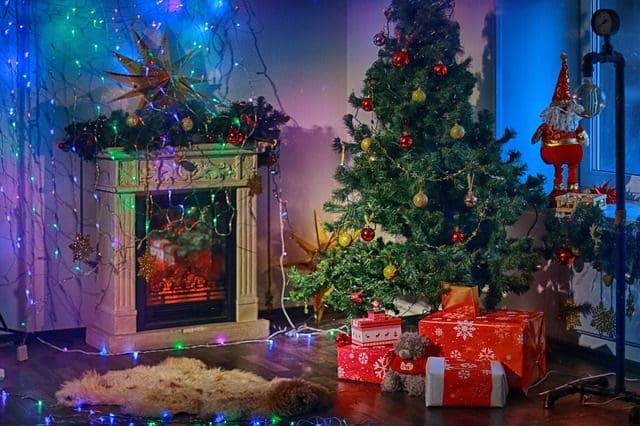 enviar lindas palabras de Navidad