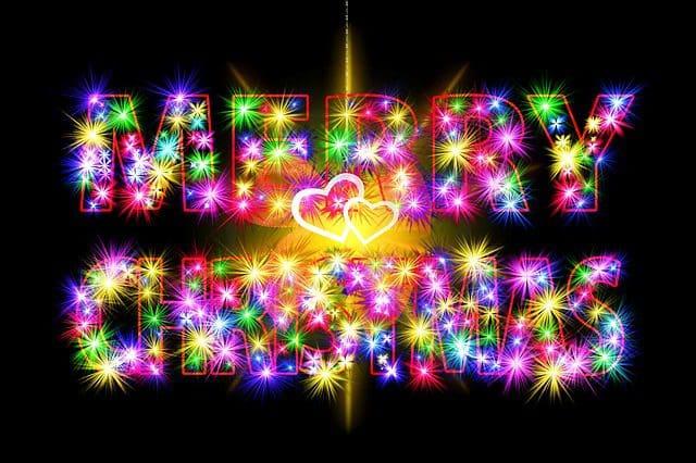 enviar bonitas dedicatorias de Navidad