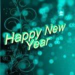 lindas palabras de Año Nuevo para enviar