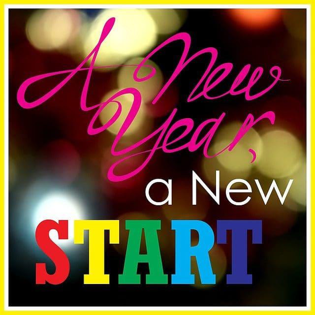 lindas frases de Año Nuevo para celebrar