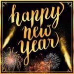 enviar lindos mensajes de Año Nuevo