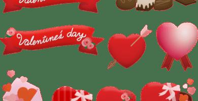 bajar bellos pensamientos de San Valentín