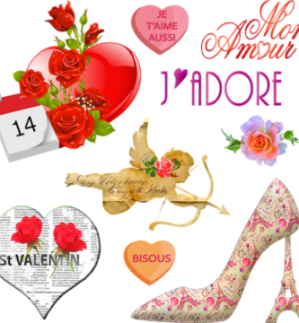bonitas palabras de San Valentín