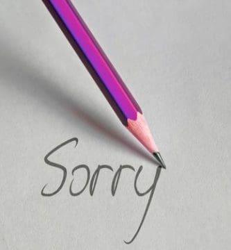 palabras originales para pedir perdòn a mi amigo