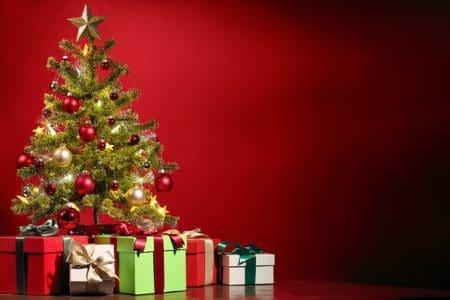 Invitaciones para navidad y ano nuevo