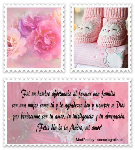 Bellos Mensajes Por El Dia De La Madre Para Mi Esposa Frases Por