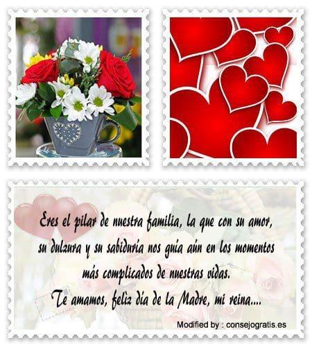 Mensajes Por El Día De La Madre Frases Por El Día De La Madre