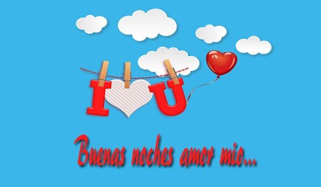 Lindos Mensajes De Buenas Noches Para Mi Amor Textos De Buenas